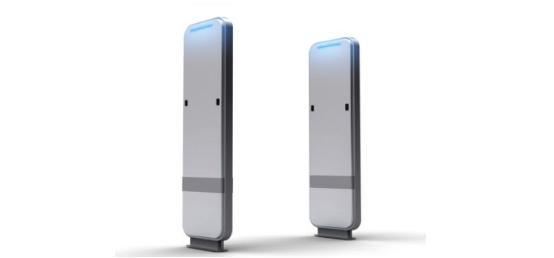 超高频RFID扫描通道系统,RFID智能门禁,RFID安全门设备